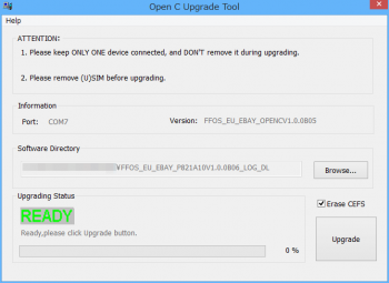 ZTE_OPEN_C_Upgrade